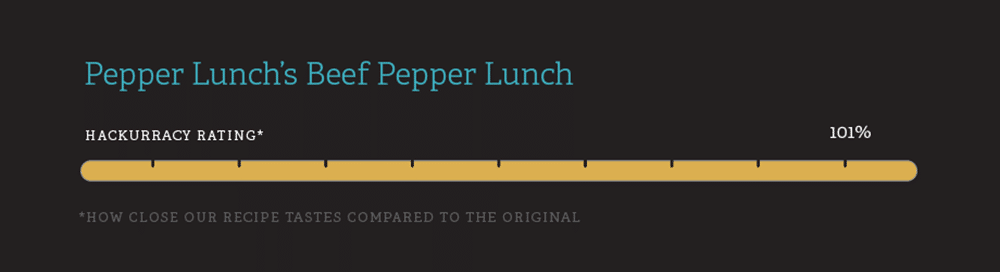 pepperlunch