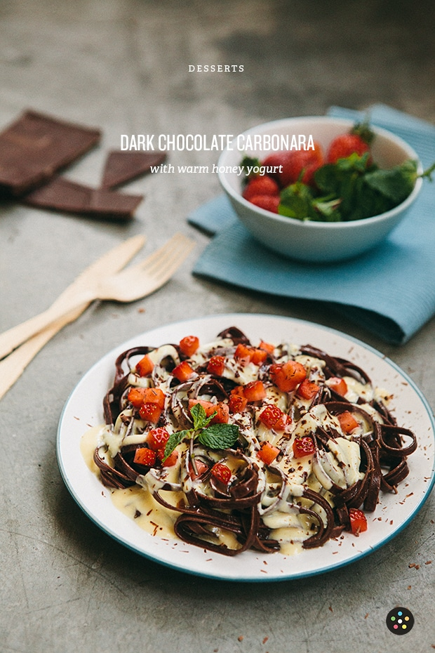 Dark Chocolate Carbonara2