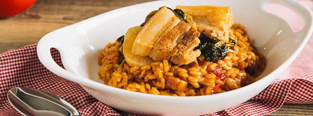 Red Sinigang Risotto Recipe