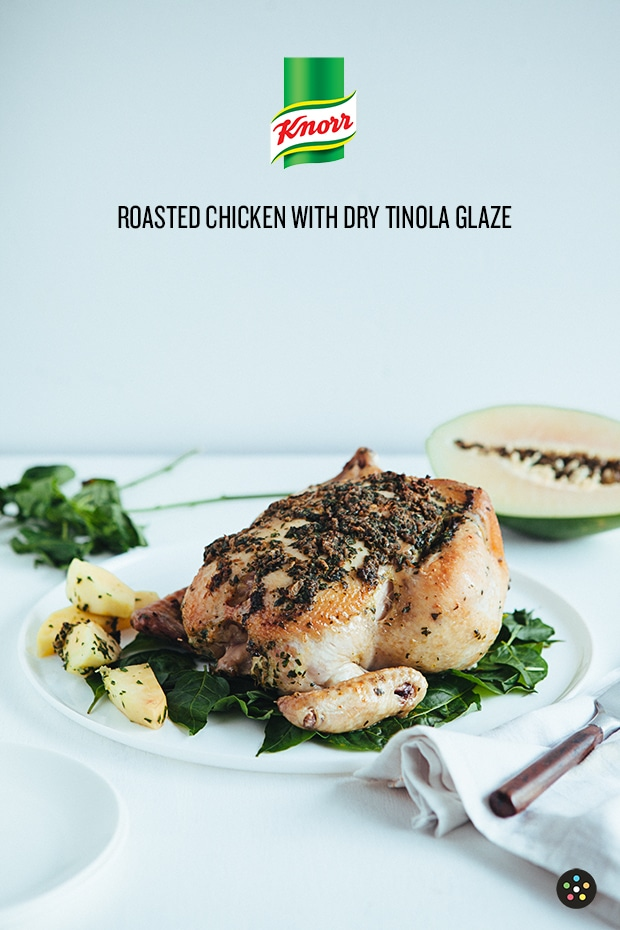 Tinola Roast Chicken1