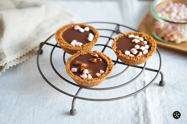 Graham Hot Chocolate Marshmallow Cups3