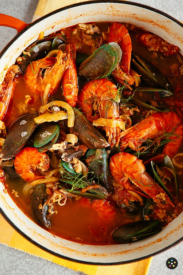 Spicy Seafood Soup6