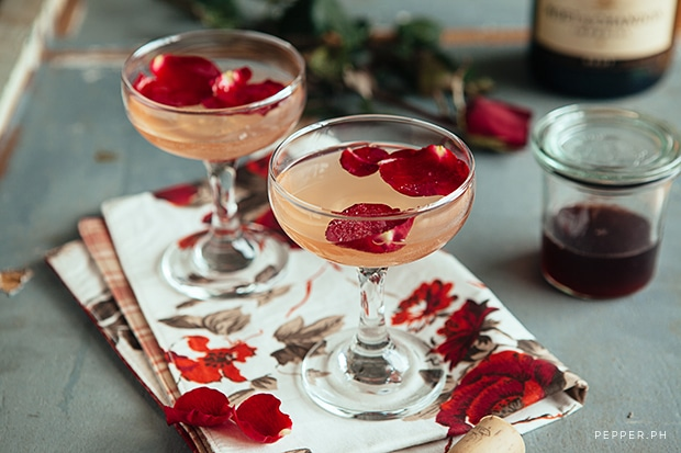 Rose Cocktail2