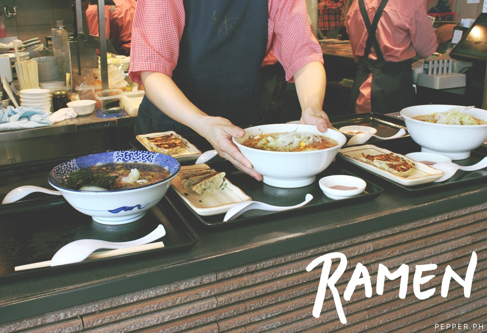4. Ramen 1 with lettering 2
