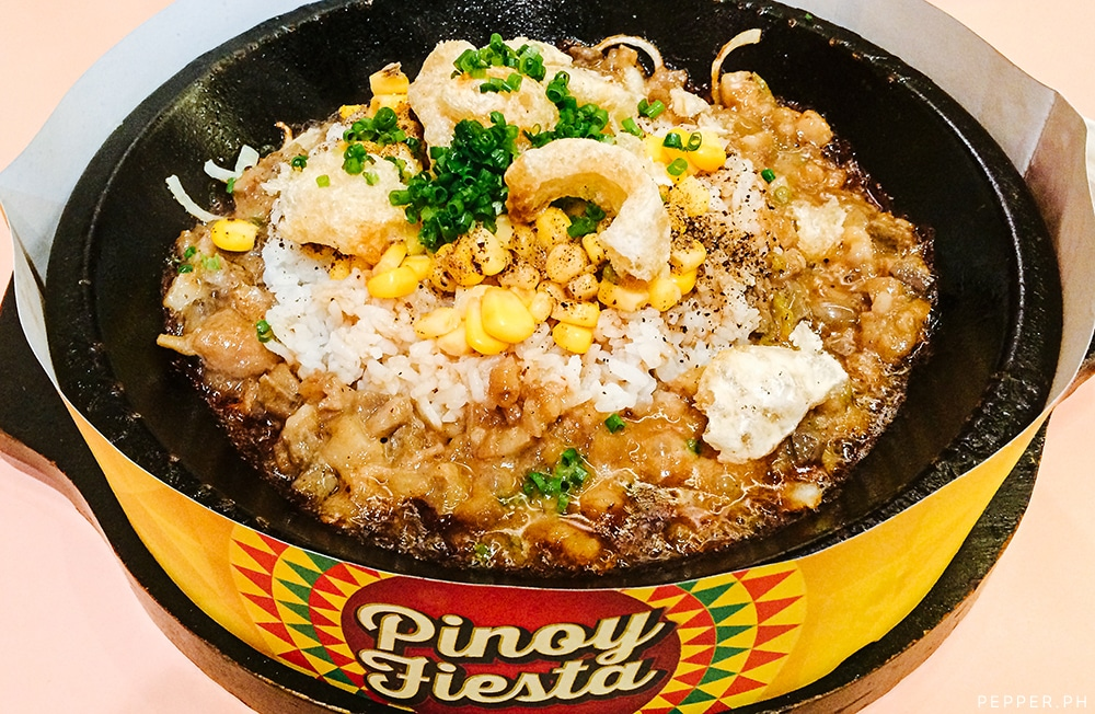 Here's How the New Pepper Lunch Pinoy Fiesta Meals Taste Like