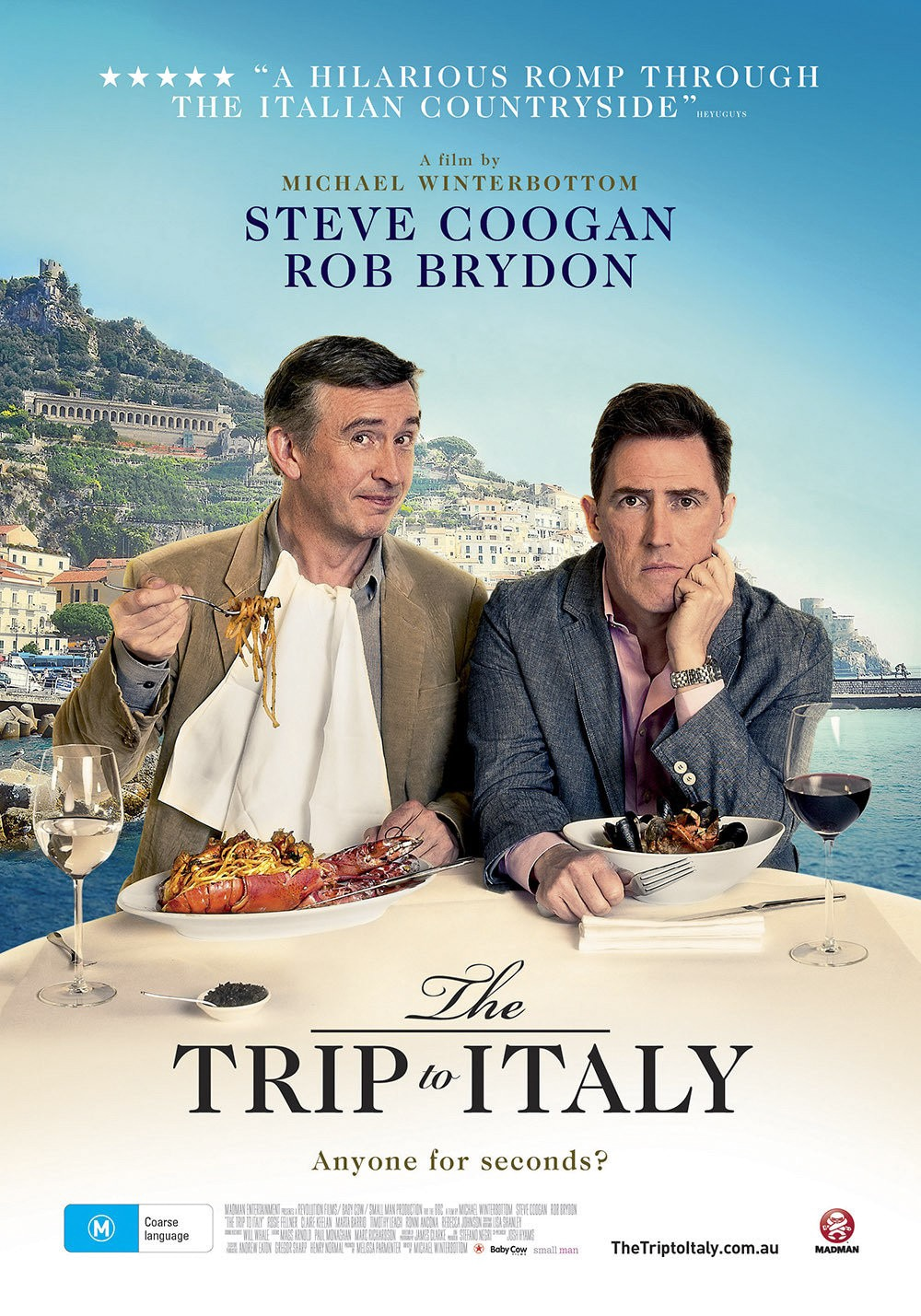 A trip to italy movie