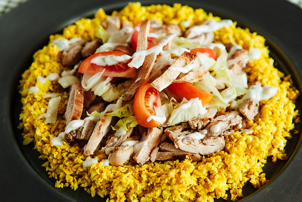 Chicken Cauliflower Rice6