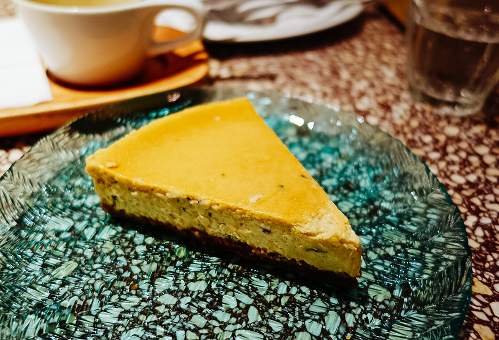 The Earl's Cheesecake, PHP 190