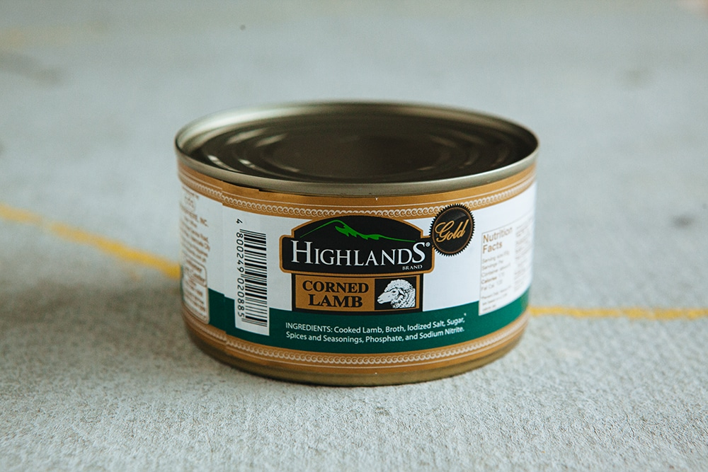 Highlands Corned Lamb1