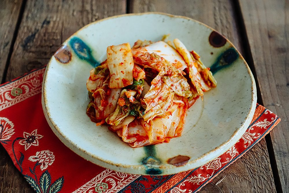 Learn how to make korean appetizers at home with our pepper banchan banchan9 kimchi upload forumfinder Choice Image
