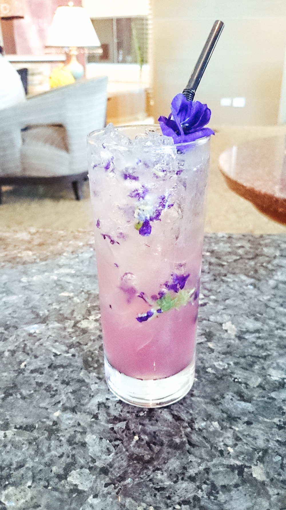 Discovery Primea welcome drink