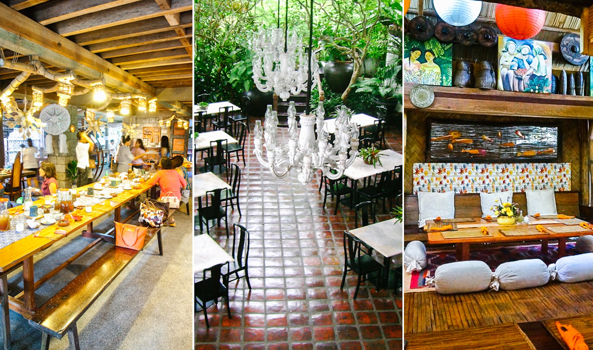 Here are 10 Restaurants You Should Try Outside Metro Manila
