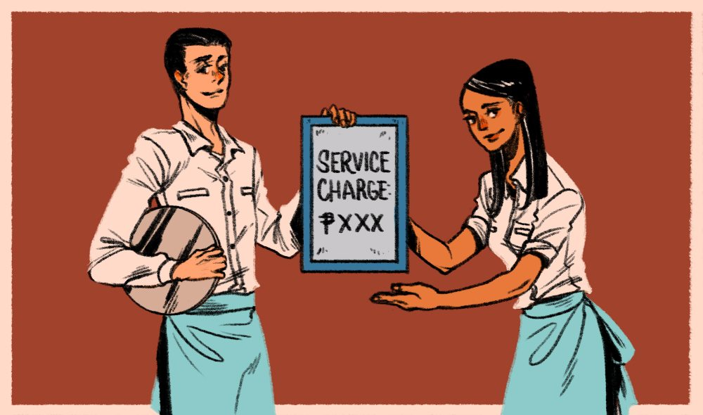 Where Does Service Charge Really Go1