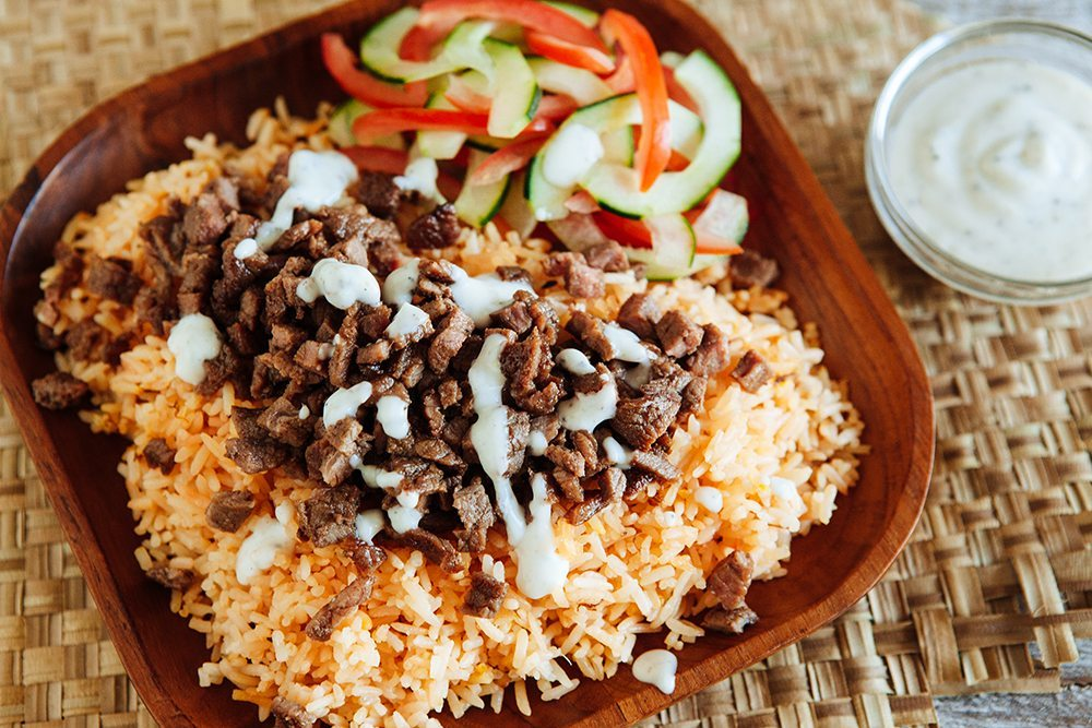 Our pinoy shawarma rice will make you change your mind about the our pinoy shawarma rice will make you change your mind about the middle eastern kind ccuart Choice Image
