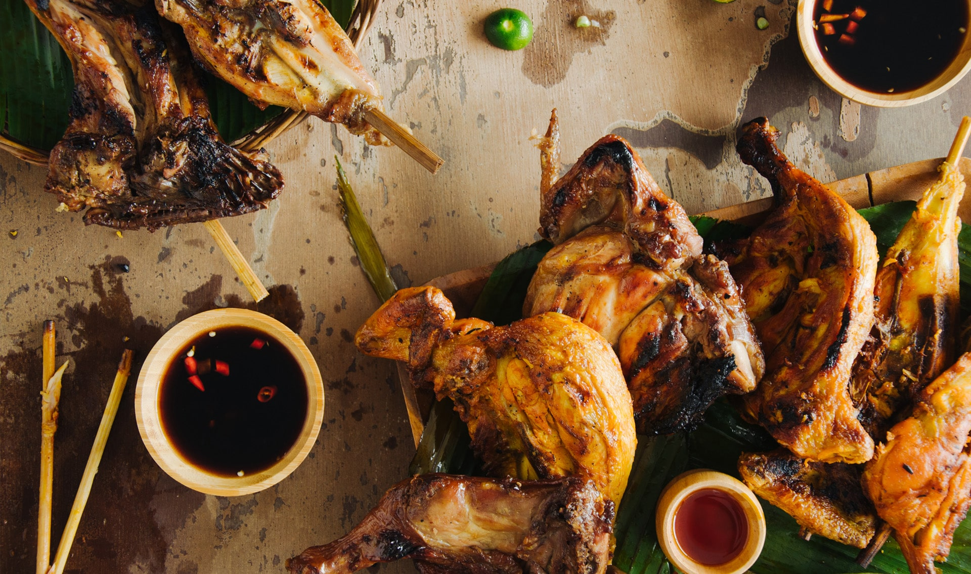 Chicken Inasal Taste Test