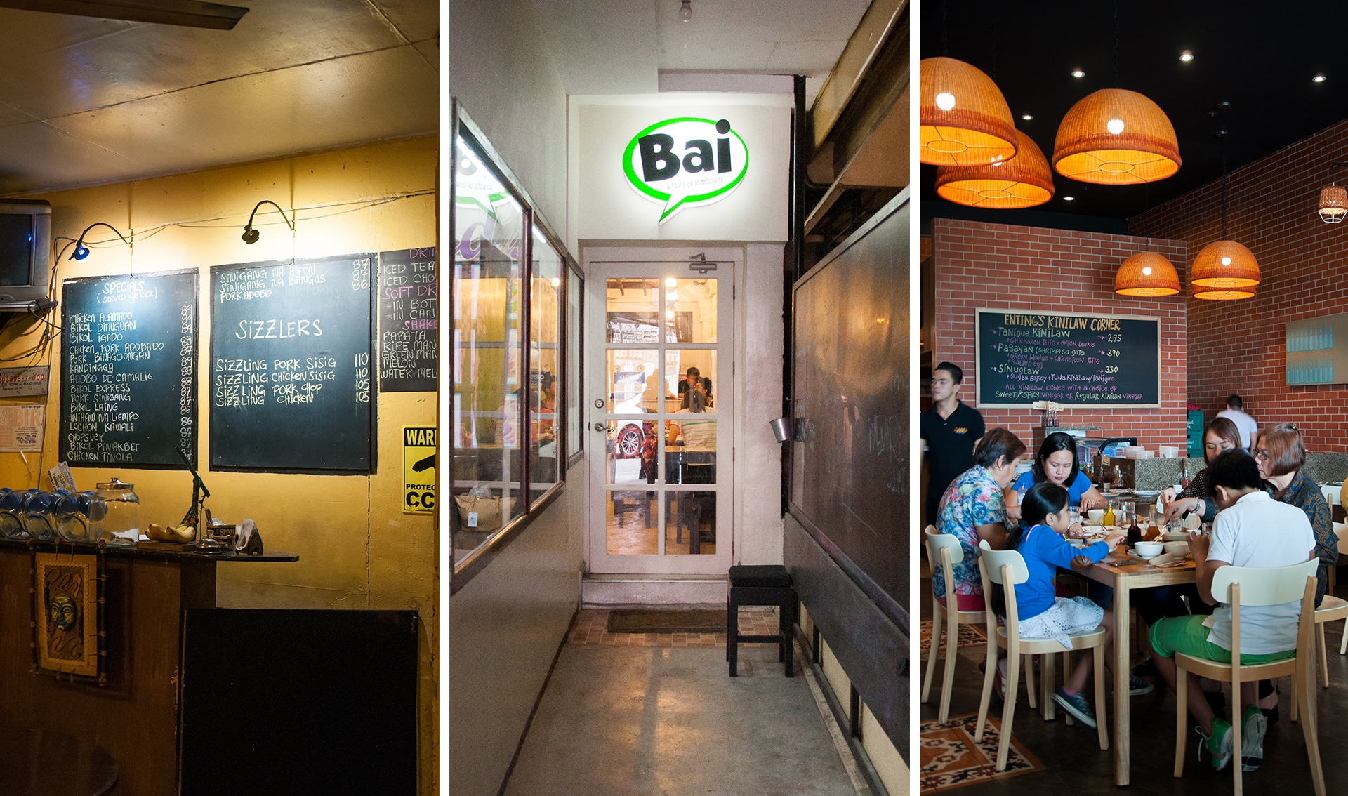Where to Eat Around the Philippines Without Leaving Metro Manila