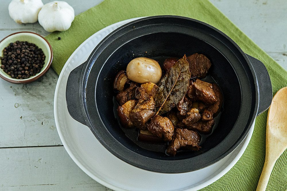 Variations on Adobo: Chinese Adobo