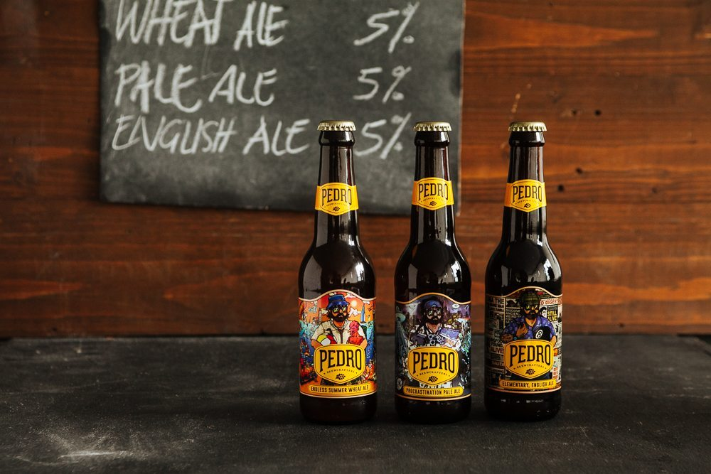 Craft Beer Guide: Pedro Brewcrafters