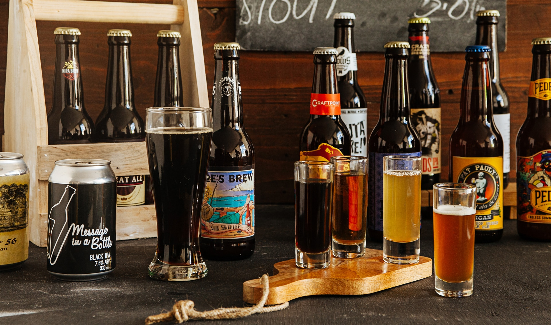 Pepper Craft Beer Guide