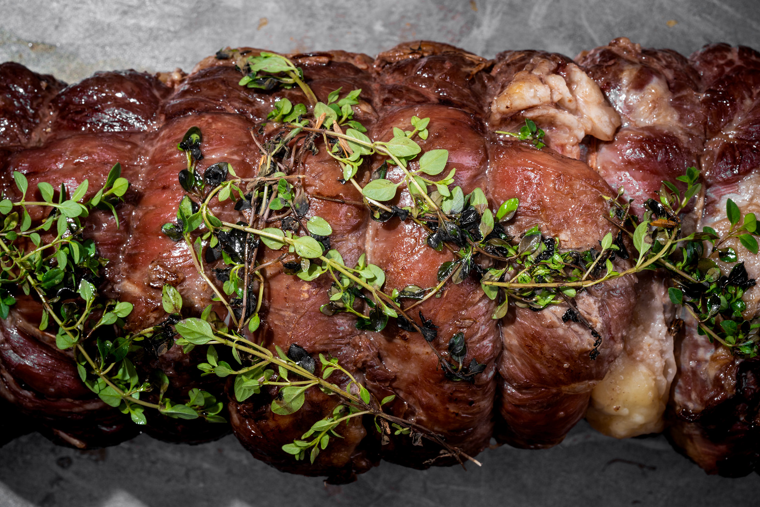 how to cook a small roast in the oven