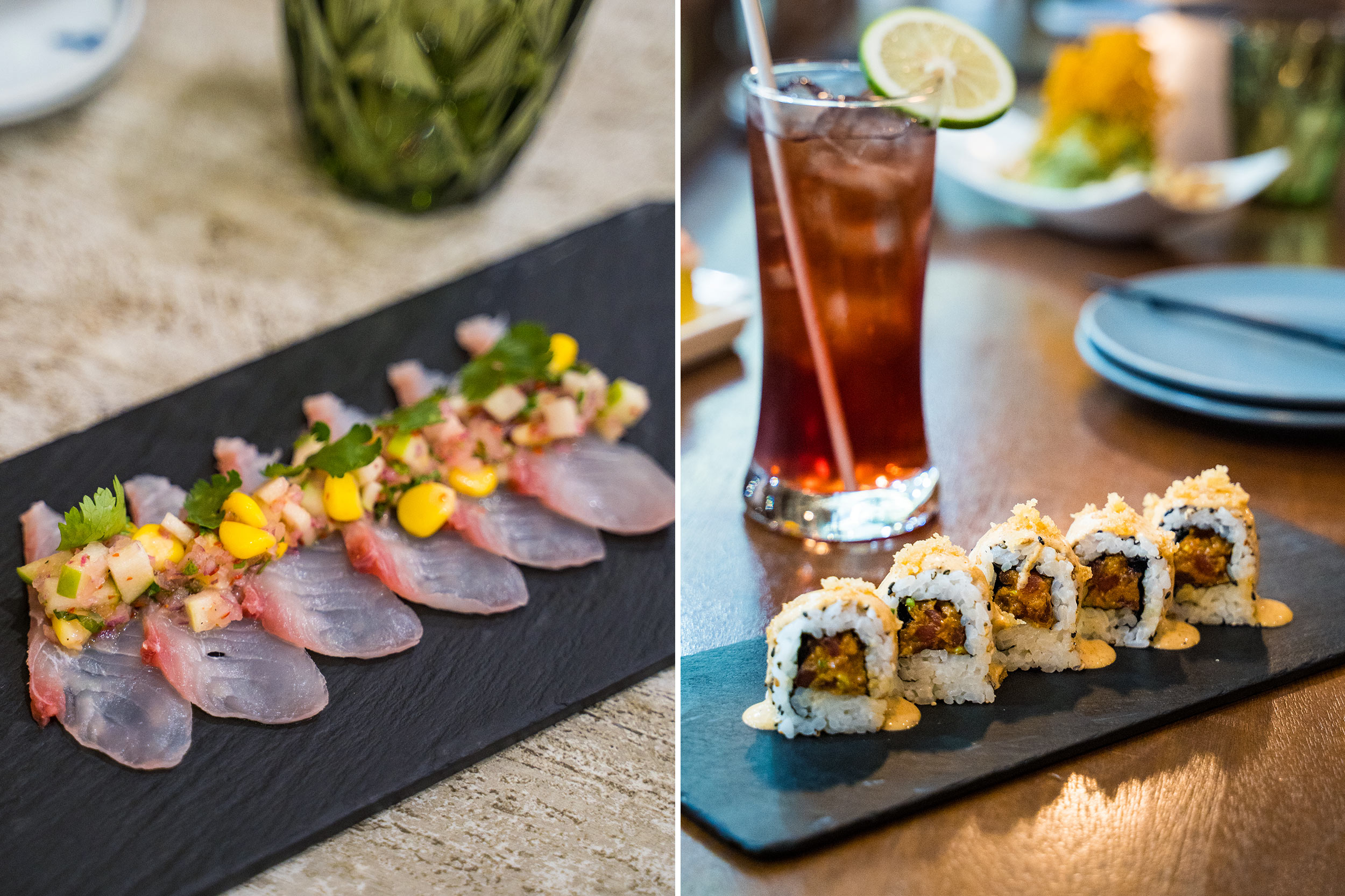 Nikkei Nama Bar Is A New Concept By Nikkei In Bgc Whose Menu